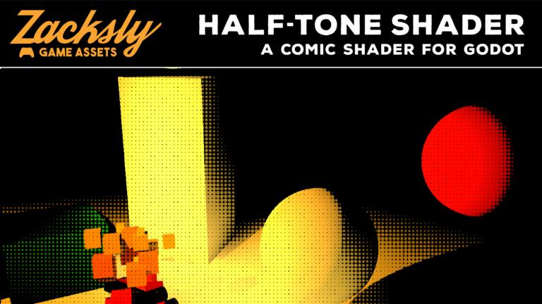 Half-Tone Comic Shader