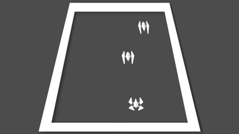 Perspective Warp/Skew Shader