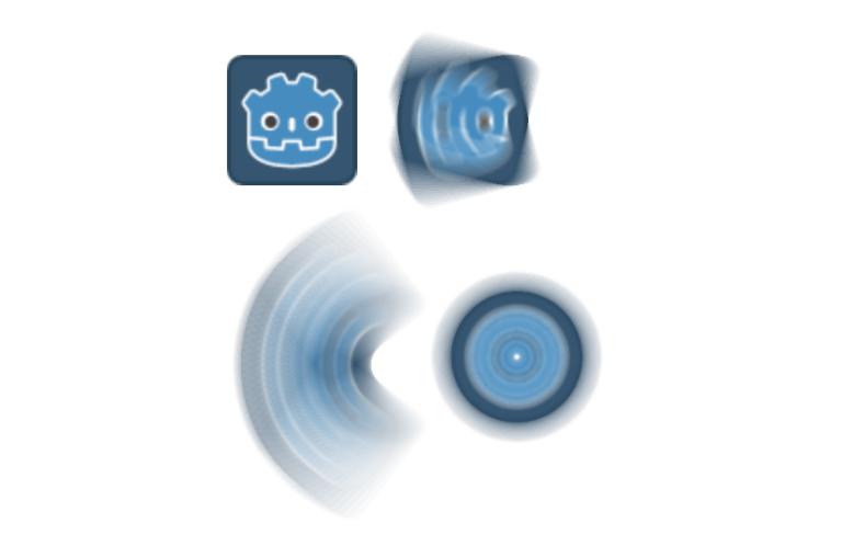 2D Rotational Motion Blur