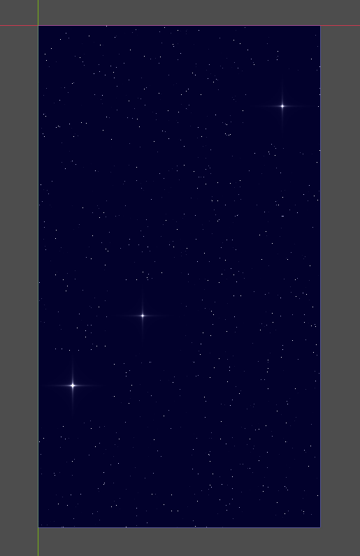 Stars shader