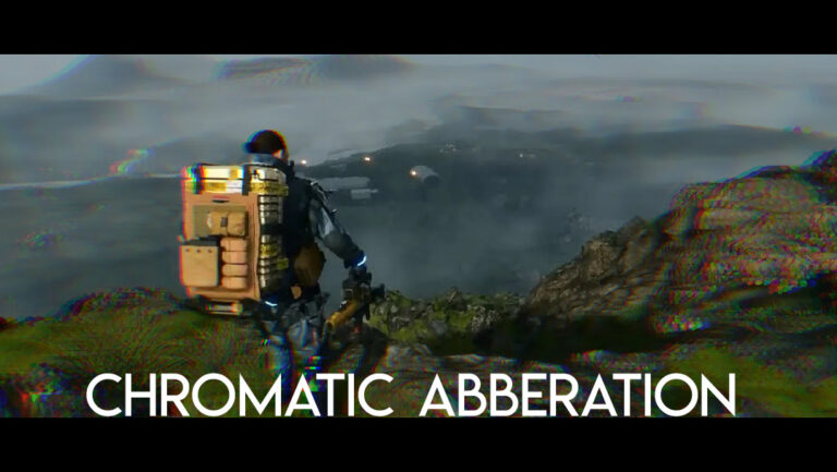 Chromatic Abberation (With Offset)