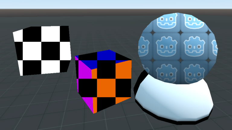 Screenspace Tiled Texturing