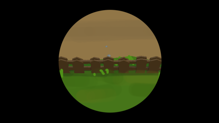Simple circle transition