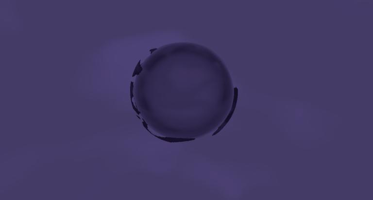 Omen's Smoke Bomb from Valorant