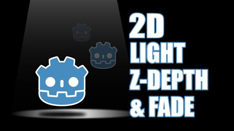 2D Light Z-Depth