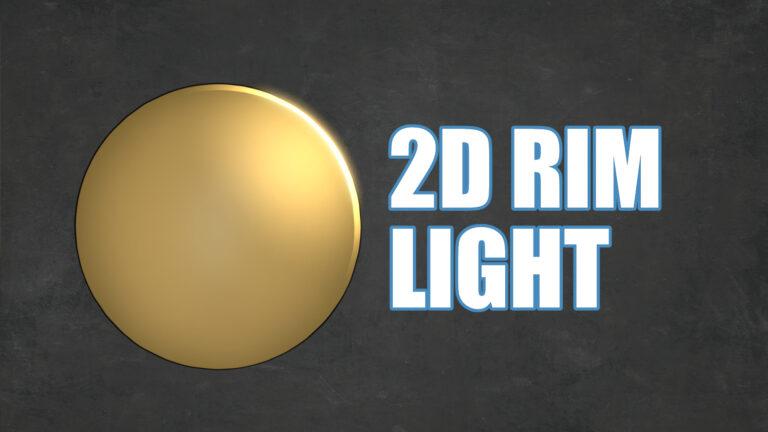 2D Rim Light