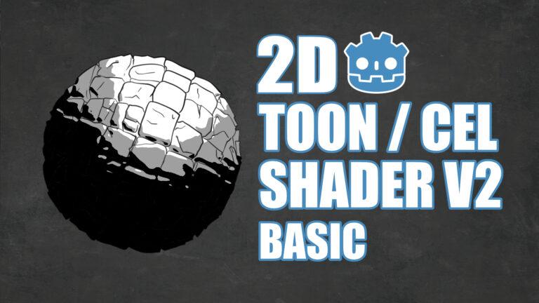2D Cel / Toon Shader v2 (Basic)