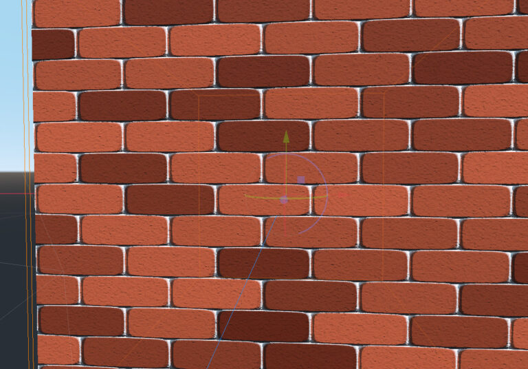 Procedural Brick Shader
