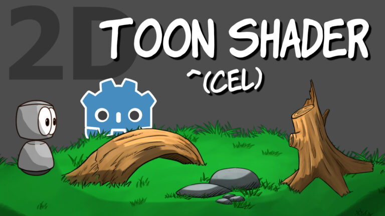 Toon Shading for 2D Sprites