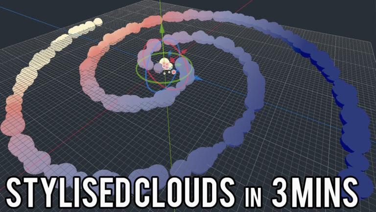 Stylized/Galaxy Clouds