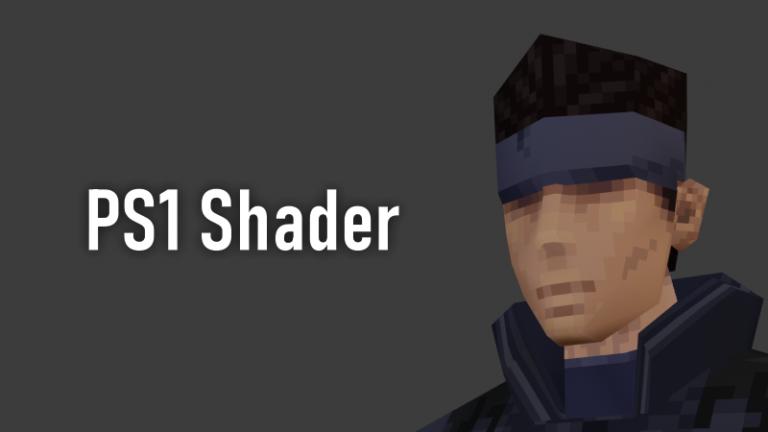 PS1 Shader
